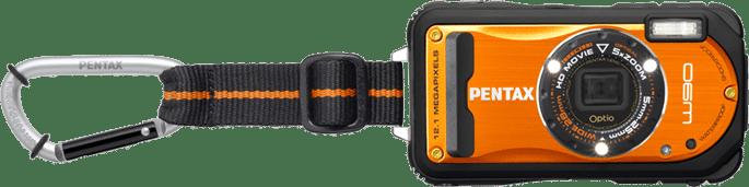 pentax-optio-W90-orange