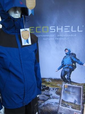 Eco-Trail och Keb från Fjällräven prisat