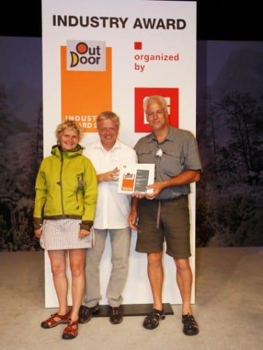 Friedrichshafen: OutDoor INDUSTRY AWARD 2010