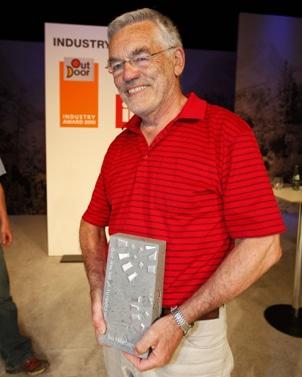 Prestigefylld utmärkelse Bo Hilleberg