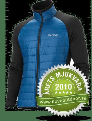 Årets mjukvara 2010 – Marmot Variant Jacket