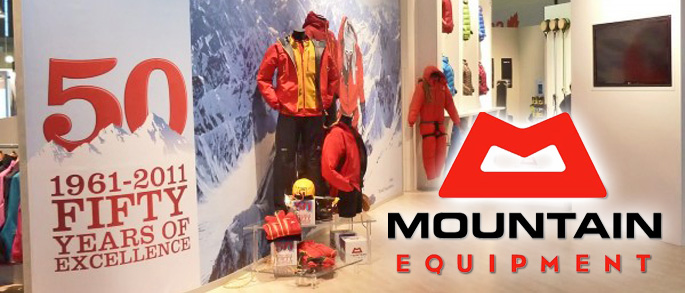 Mountain Equipment 50 år (1961-2011)