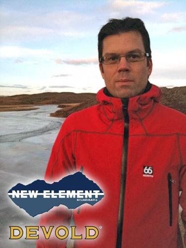 New Element Scandinavia anställer ny VD och blir agent för Devold