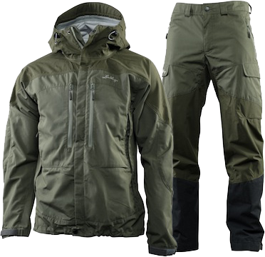 Lundhags Ahke – Jacka och byxa för nästan alla väderförhållanden
