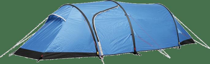 Sov skönt i tältet Akka Endurance – ett friluftstält att lita på året om