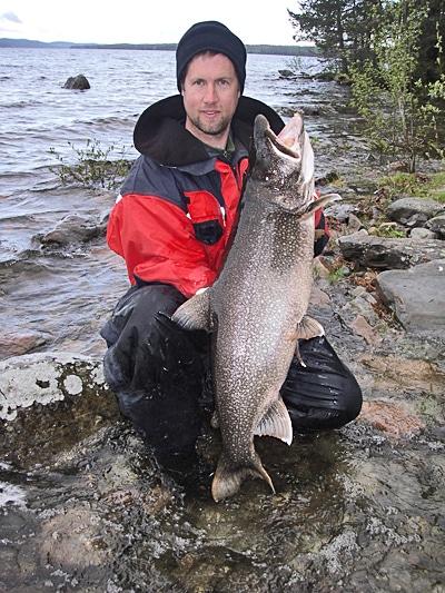 Två nya rekordfiskar från svenska vatten
