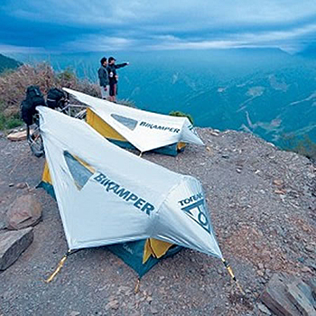 Topeak Bikamper – Smidigt tält för en person