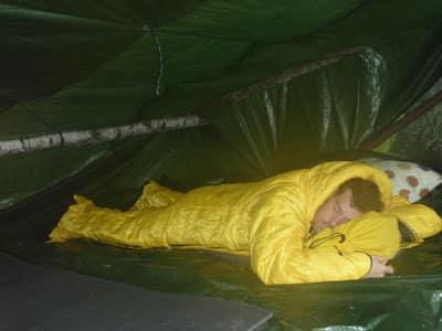 MusucBag – den annorlunda sovsäcken!