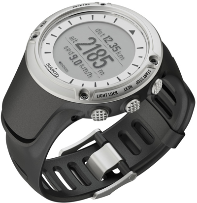 Suunto Ambit_Silver_Exercise_side_white