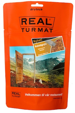 "REAL Turmat lanserar Kebabgryta, en ""lite starkare naturupplevelse"""
