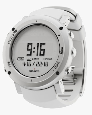 Suunto Core Alu Pure White profile white low-1