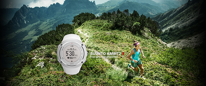 Suuntos GPS-klocka Ambit2 S lanseras i snygg dammodell