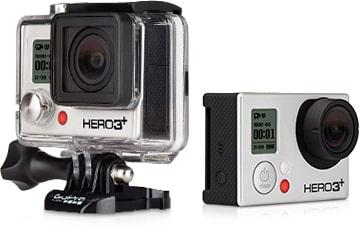 Nya GoPro HERO3+ är mindre, lättare och ännu skarpare